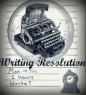 Writing Resolution