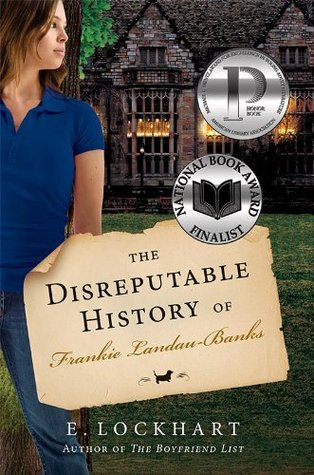 Disreputable History Frankie LB